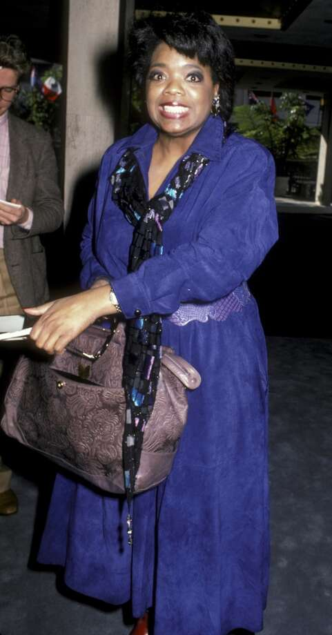 At the Golden Globes in 1986. Photo: Ron Galella, WireImage