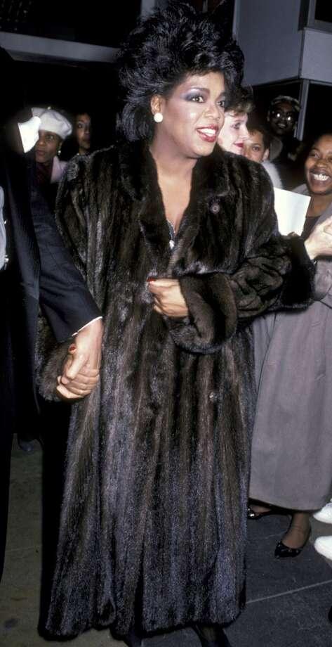 1986 Photo: Ron Galella, WireImage