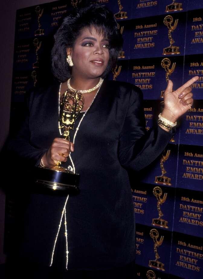 Daytime Emmy Awards in 1991. Photo: Ron Galella, Ltd., WireImage