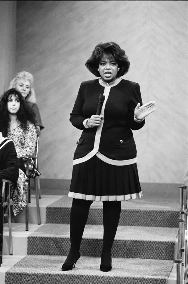 Oprah plays herself on 'The Fresh Prince of Bel-Air' in 1992. Photo: NBC, NBC Via Getty Images