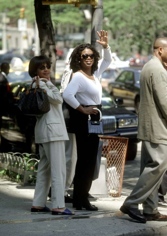 Oprah sighting in 1998. Photo: Ron Galella, WireImage