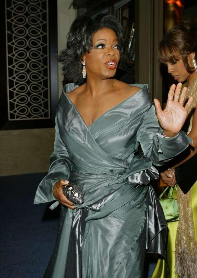 Academy Awards in 2004. Photo: Donato Sardella, WireImage