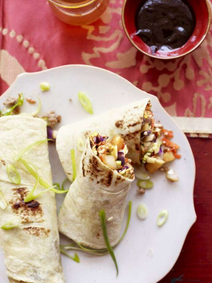 Quick Mu Shu Pork, from Good Housekeeping Photo: Con Poulos
