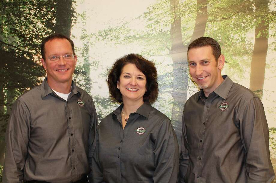 This photo provided by The Young Learners Academy shows owners Deborah Kaschik, Dan Altom and Ed Ziegler. Photo: Provided By Young Learners Academy
