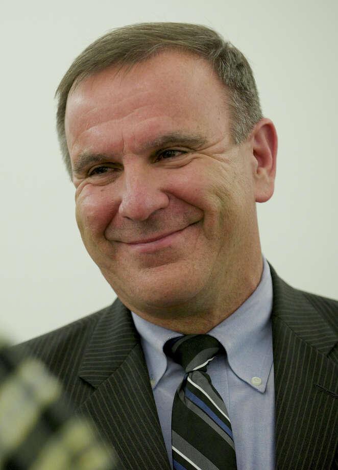 Joseph Erardi Jr. is  the new Newtown Superintendent of Schools. Photo: H John Voorhees III / The News-Times Freelance