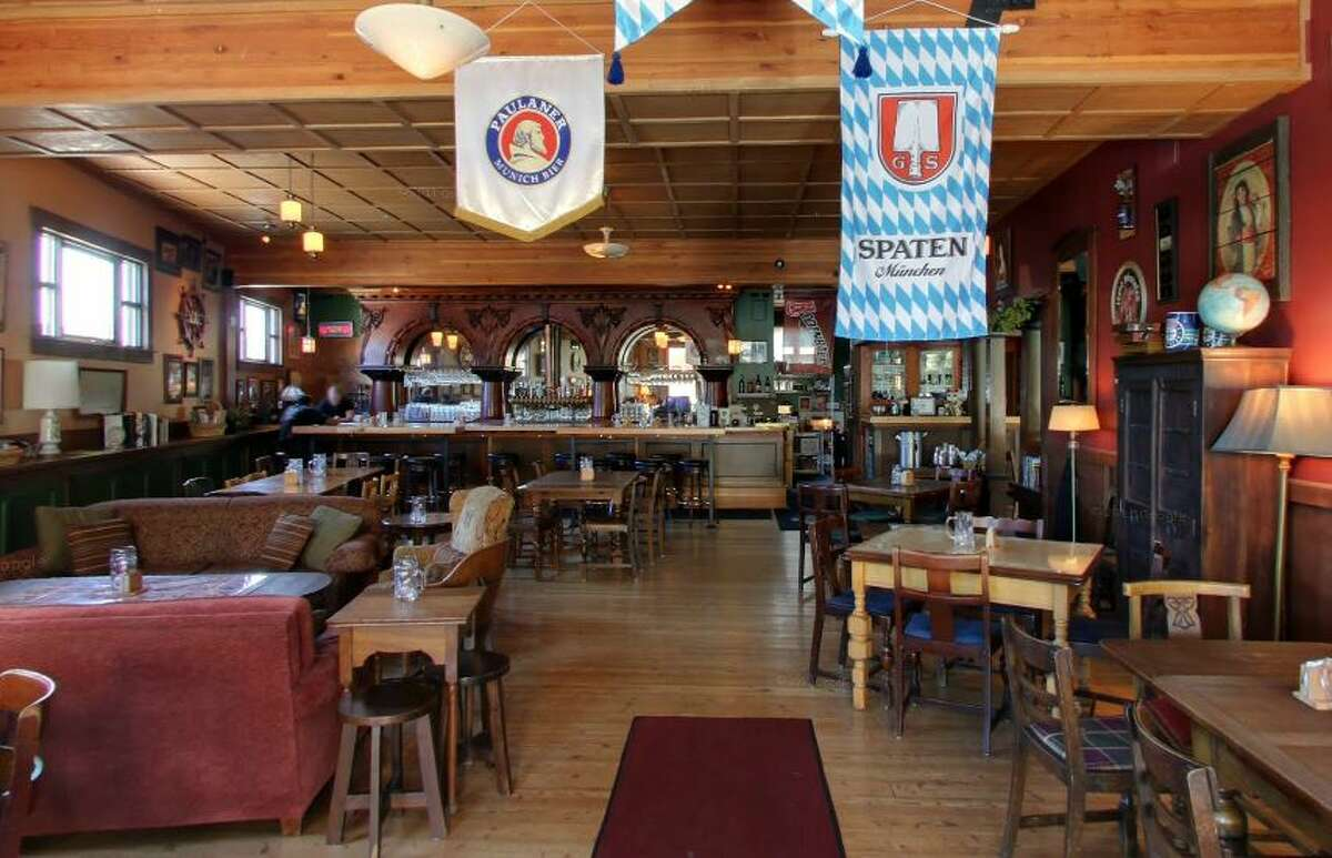 Beveridge Place Pub : Huge beer selection, interesting ciders and BYOF (bring your own food), which often means pizza from a nearby place. Also, they'll add a 10-foot projection screen for the Super Bowl and Washington beer will be poured at happy hour prices all day. No cover or reservations. 6414 California Ave. S.W., West Seattle.
