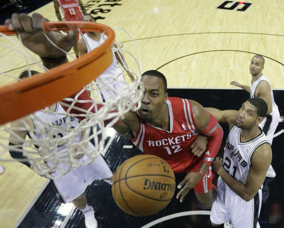 The Rockets are 78-97 all-time in regular season matchups against the San Antonio Spurs. The teams have met three times in the postseason, with the Rockets winning his each series. Here's a look at their I-10 rivalry. Photo: Eric Gay, Associated Press