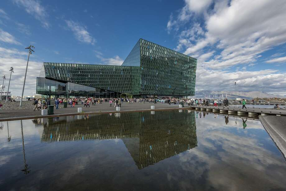 The dazzling new Harpa Concert Hall and Conference Center in Reykjavik provides diverse and affordable arts and culture events for Iceland's 315,000 people. Photo: Arctic-Images, /Getty Images