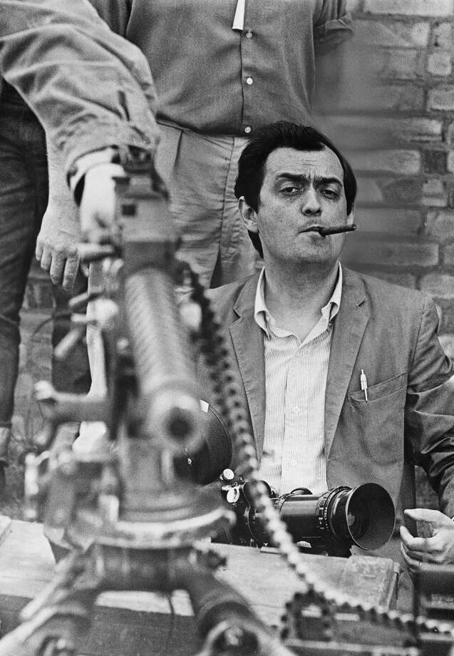 Kubrick directing on set. Photo: Columbia Pictures, Getty Images