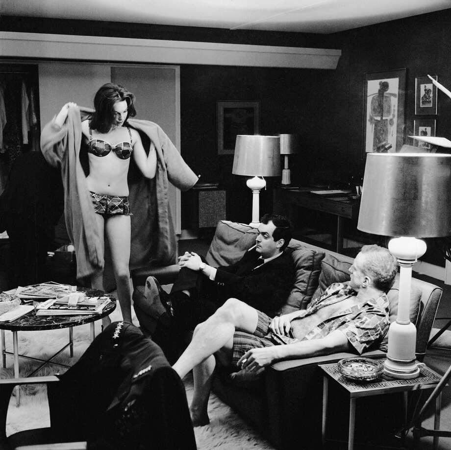 American film maker, Stanley Kubrick, on the set of his film 'Dr Strangelove.' Photo: Reg Lancaster, Getty Images