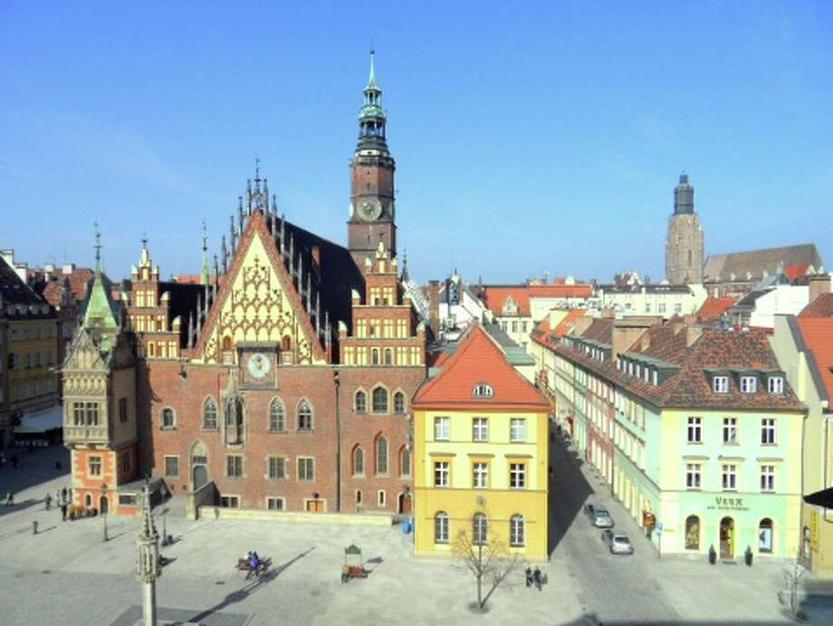 Wroclaw, Poland