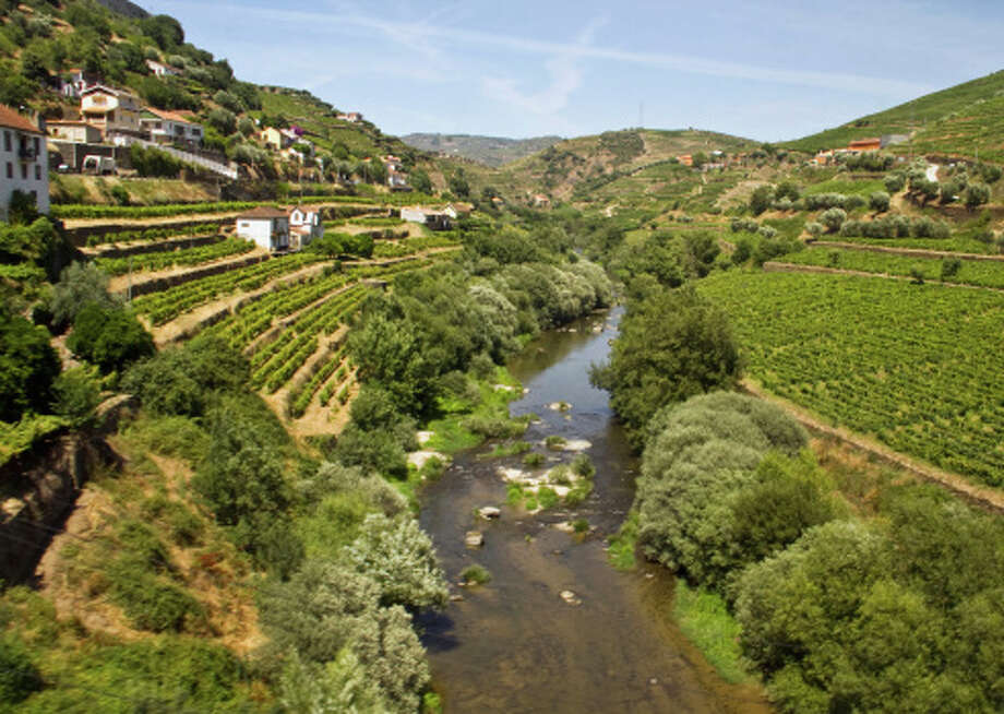 The Linha do Douro in northern Portugal crosses some 30 bridges as it follows the Douro Valley. Photo: Danita Delimont, Getty Images/Gallo Images / Gallo Images