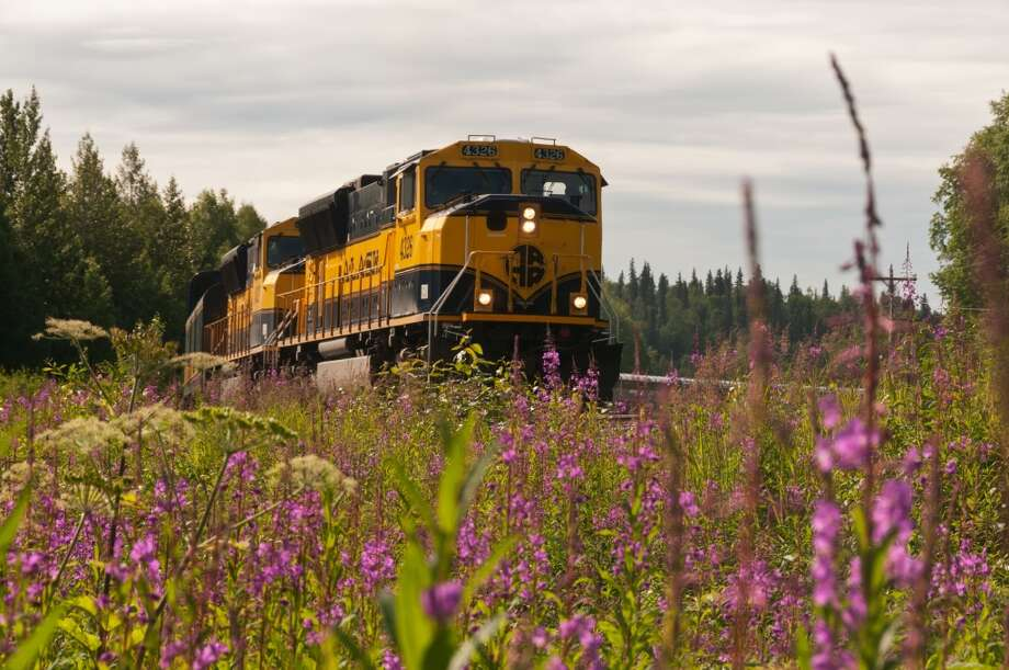 The Alaska Railroad is one of the last railroads with whistle stop service. Photo: John Elk, Getty Images/Lonely Planet Images
