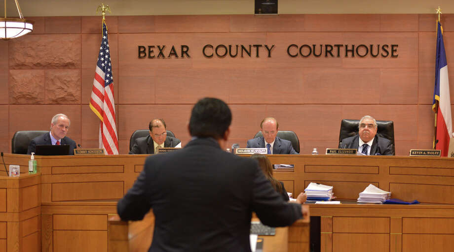 Bexar County's travel expenses have become an issue in the county judge campaign, leading to appropriate changes in policy. Photo: Robin Jerstad, For The Express-News