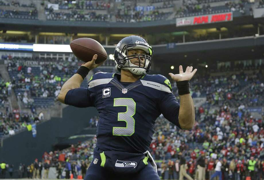 Seattle Seahawks quarterback Russell Wilson Photo: Matt Slocum, STF / AP