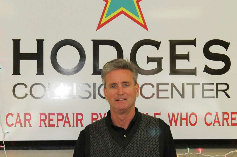Mike Wigginton is set to oversee the operations of four Hodges Collision Center locations. Photo: Courtesy Of Hodges Collision Center