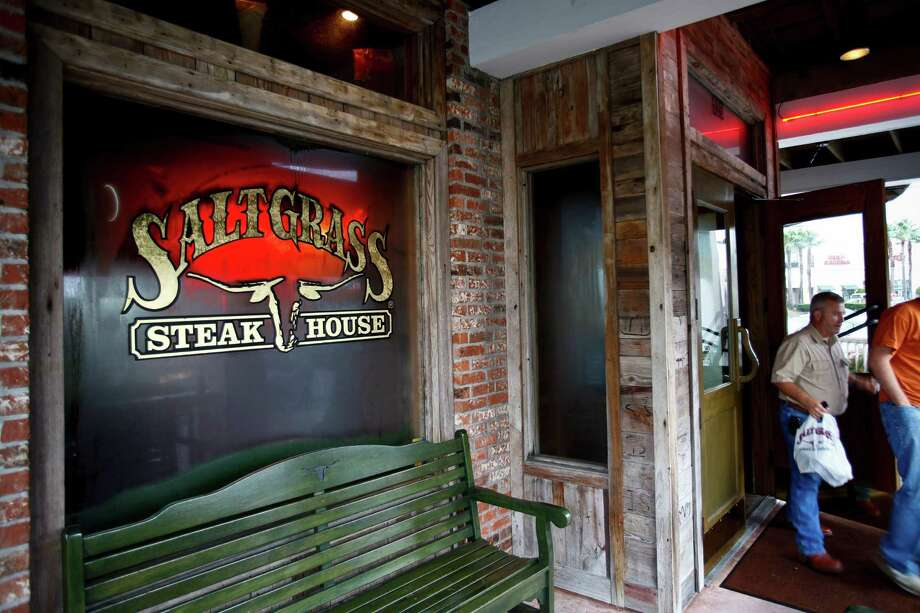 The folks at Saltgrass Steak House get a thumbs up for treating the birthday girl like family. Photo: Michael Paulsen, Staff / Houston Chronicle