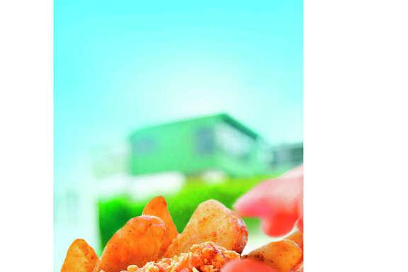 KFC Extra Crispy Boneless in a Go Cup