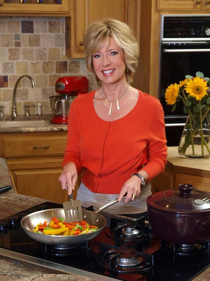 "Tanji Patton worked as reporter, lifestyle show host — she helped launch ""San Antonio Living"" in 1997 — and main anchorwoman on WOAI-TV for 17 years. She left in 2007 to pursue another dream: a food and wine website and show. The result: Goodtaste.TV, a thriving online venture that she hosts, produces and stocks with features from S.A., Austin and Houston. Photo: ROBERT MCLEROY, SPECIAL TO THE EXPRESS-NEWS"