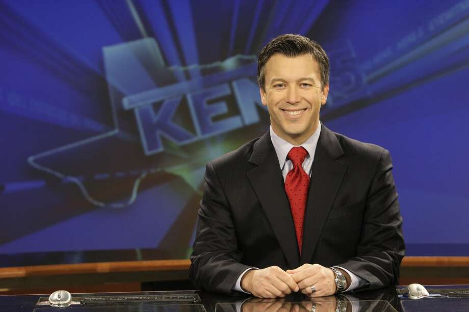 Jeff Vaughn had the difficult task of succeeding retired anchorman Chris Marrou. He co-anchored the 5, 6 and 10 p.m. news on KENS from early 2010 to late 2012, before he got his walking papers. A few months later, the  newscaster landed a job in his old stomping grounds of Detroit to anchor and report at WXYZ-TV. Photo: JERRY LARA, San Antonio Express-News