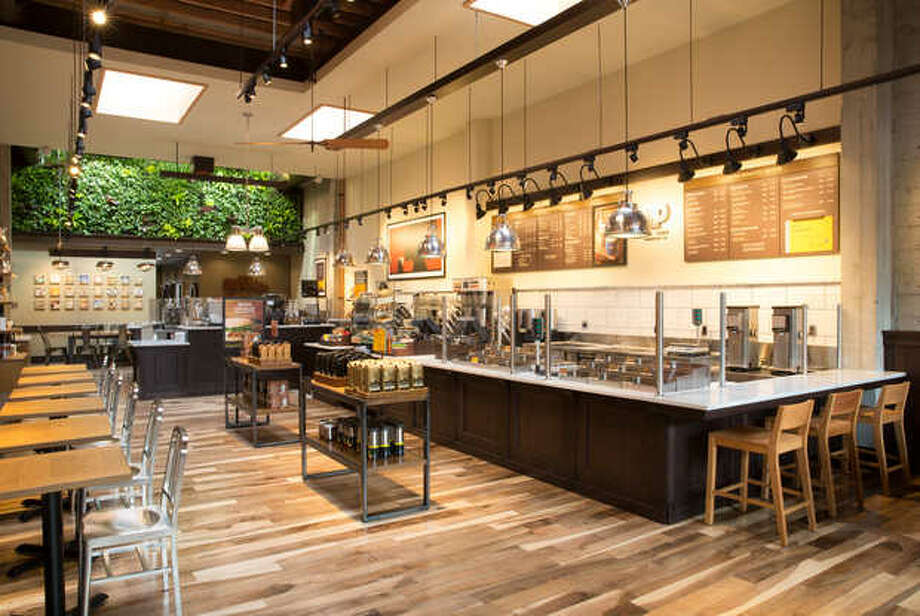The new Peet's Coffee & Tea in San Francisco's Marina District Photo: Molly DeCoudreaux Photography