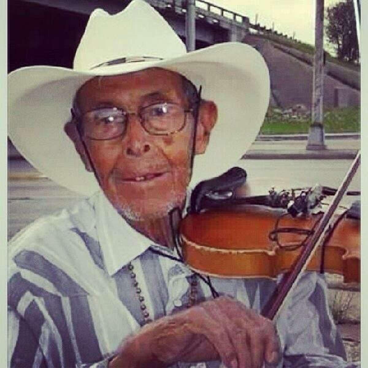 Don Luis Cruz (Courtesy of Cruz Family)