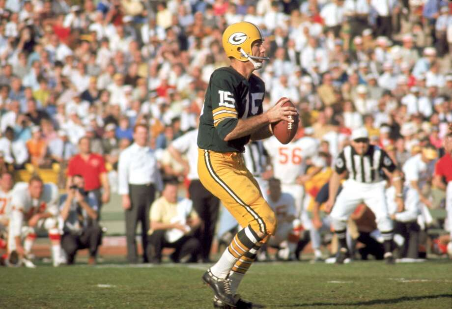 Super Bowl I Green Bay Packers 35, Kansas City Chiefs 10 Jan. 15, 1967  MVP — Bart Starr, QB, Green Bay Packers  Stats: 250 passing yards, 2 touchdowns, 1 interception Photo: Focus On Sport, Getty Images