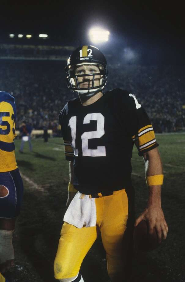 Super Bowl XIV Pittsburgh Steelers 31, Los Angeles Rams 19 Jan. 20, 1980  MVP — Terry Bradshaw, QB, Pittsburgh Steelers  Stats: 309 passing yards, 2 touchdowns, 3 interceptions Photo: Focus On Sport, Getty Images