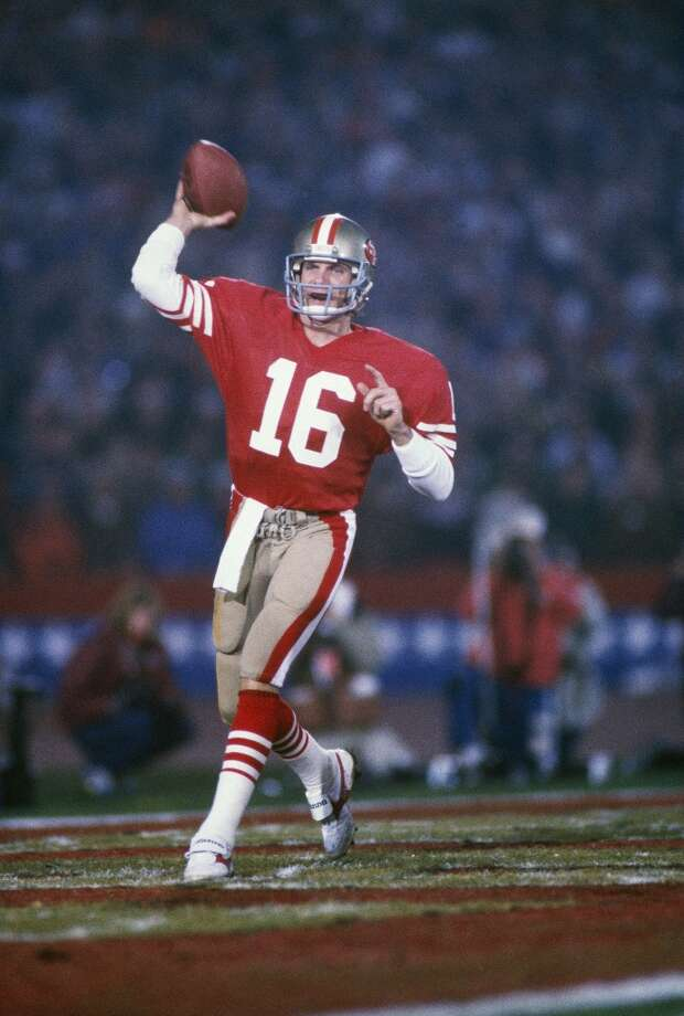 Super Bowl XIX San Francisco 49ers 38, Miami Dolphins 16 Jan. 20, 1985  MVP — Joe Montana, QB, San Francisco 49ers  Stats: 331 passing yards, 3 touchdowns, 5 rushing attempts - 59 yards, 1 touchdown Photo: Focus On Sport, Getty Images