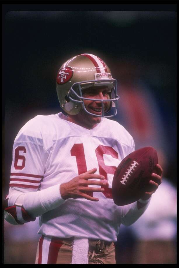 Super Bowl XXIV San Francisco 49ers 55, Denver Broncos 10 Jan. 28, 1990  MVP — Joe Montana, QB, San Francisco 49ers  Stats: 297 passing yards, 5 touchdowns Photo: Rick Stewart, Getty Images