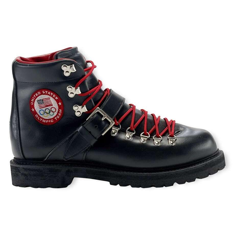 Ralph Lauren's Team USA boot ($395) Photo: Peter Meretsky, Ralph Lauren