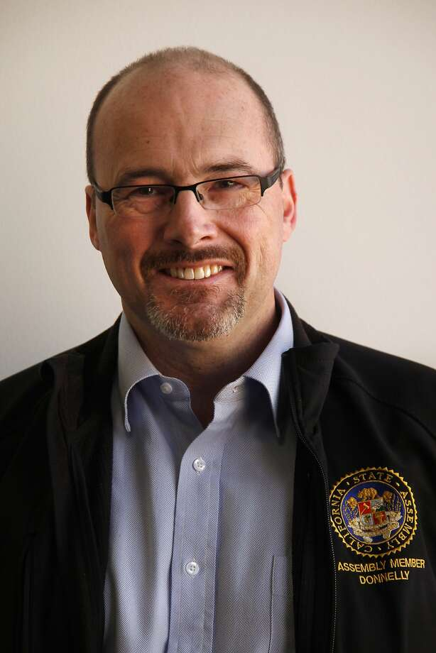 Republican Tim Donnelly is a Tea Party favorite. Photo: Liz Hafalia, The Chronicle