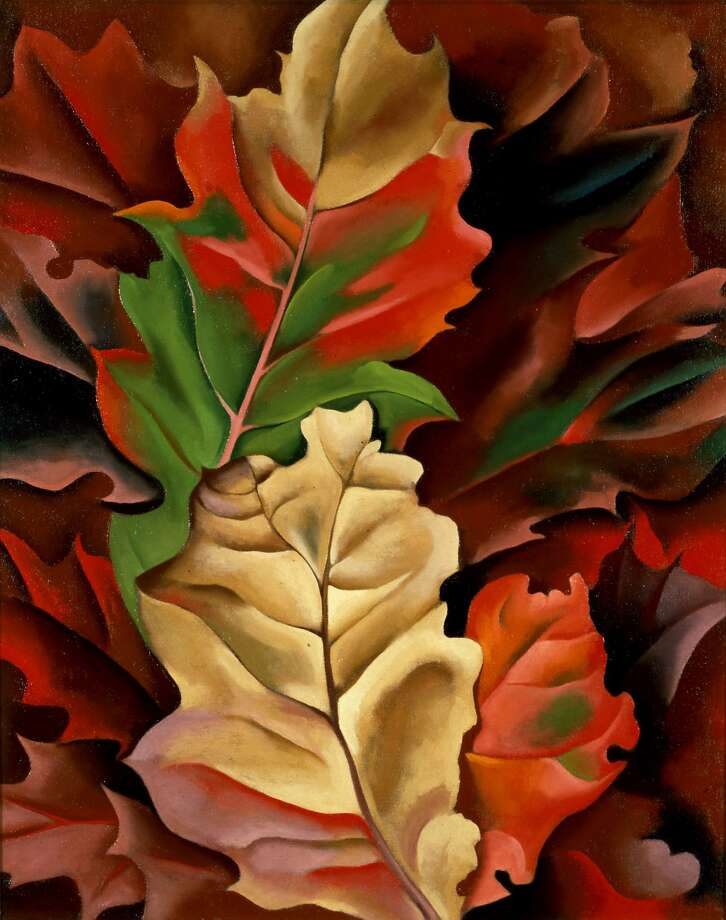 Georgia O'Keeffe, American (1887-1986)