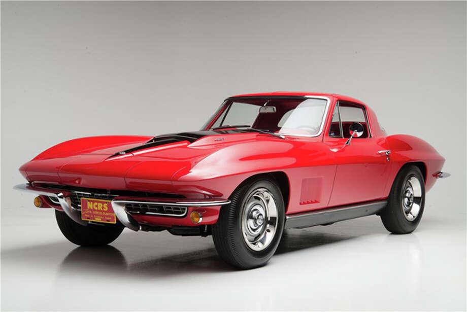 1967 Chevy Corvette L88 Coupe  Price: $ 3,850,000