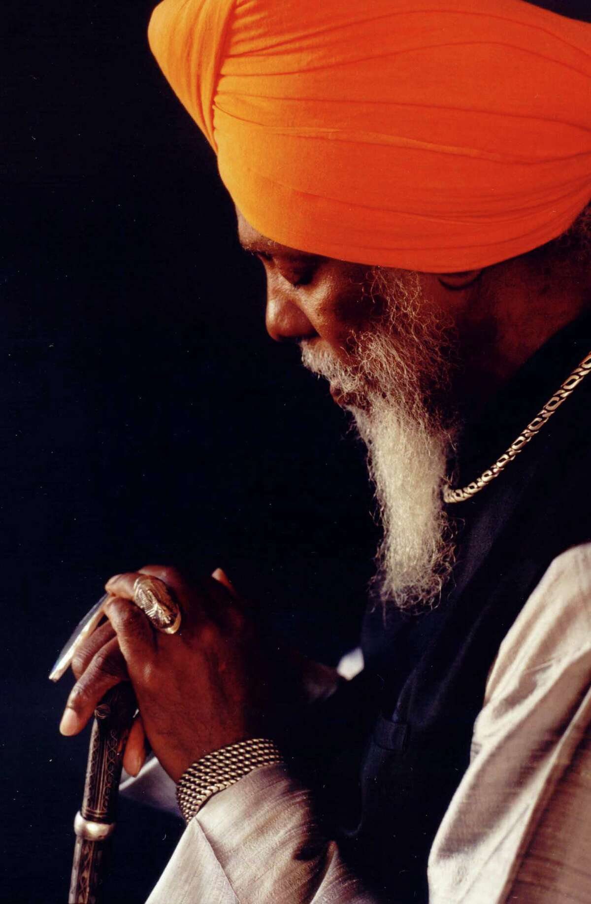 """Dr. Lonnie Smith is a Hammond B-3 virtuoso. """"When I'm at the organ, it's like sitting in a spaceship and you don't know where you're going,"""" he said."""