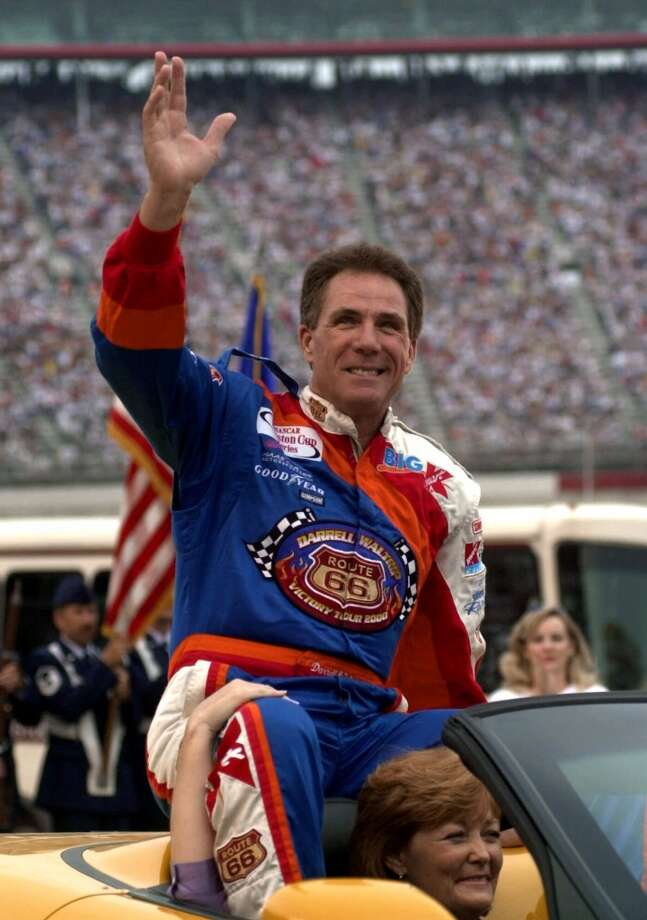 Darrell Waltrip  Class of 2012  The three-time Cup champion won 84 races. Photo: Mark Humphrey, Associated Press