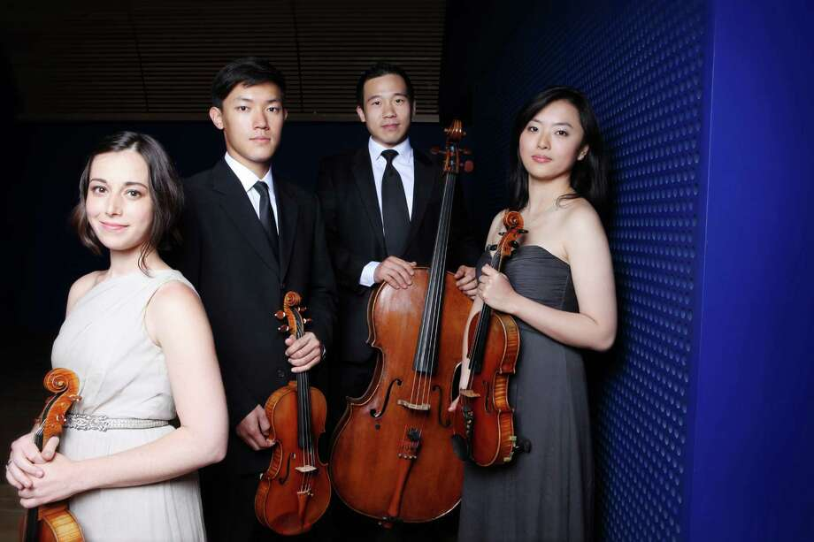 Parker Quartet (Jamie Jung)
