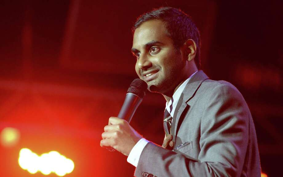 "In his new act, comedian Aziz Ansari — who says he's not afraid to shock audiences — focuses on the ""very shared experience"" of being unattached. Photo: Michael Kovac / Getty Images For Variety / 2013 Getty Images"