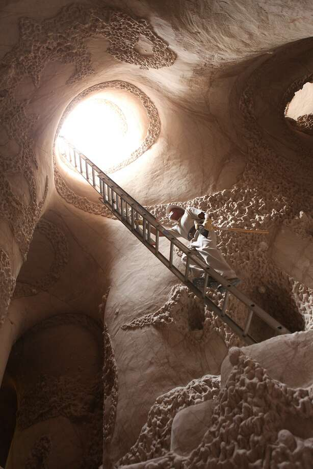"""The CaveDigger"" follows a builder of cathedral-like underground edifices. It's one of the Oscar-nominated documentary shorts being shown in theaters. Photo: CaveDigger"