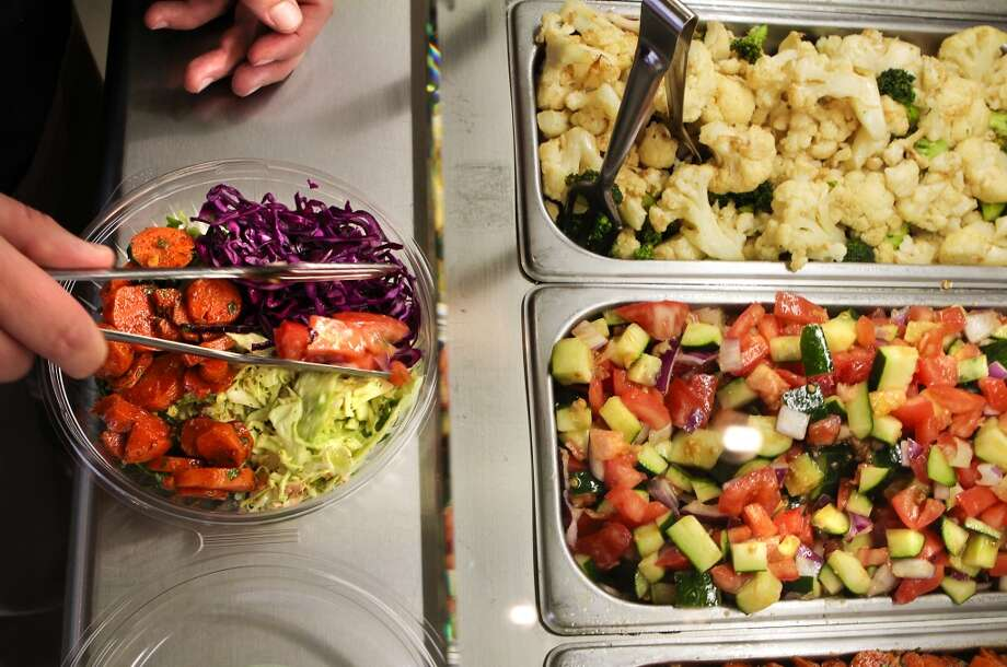 Click through the slideshow to see how school lunches have evolved over the years. Photo: John Storey, Special To The Chronicle