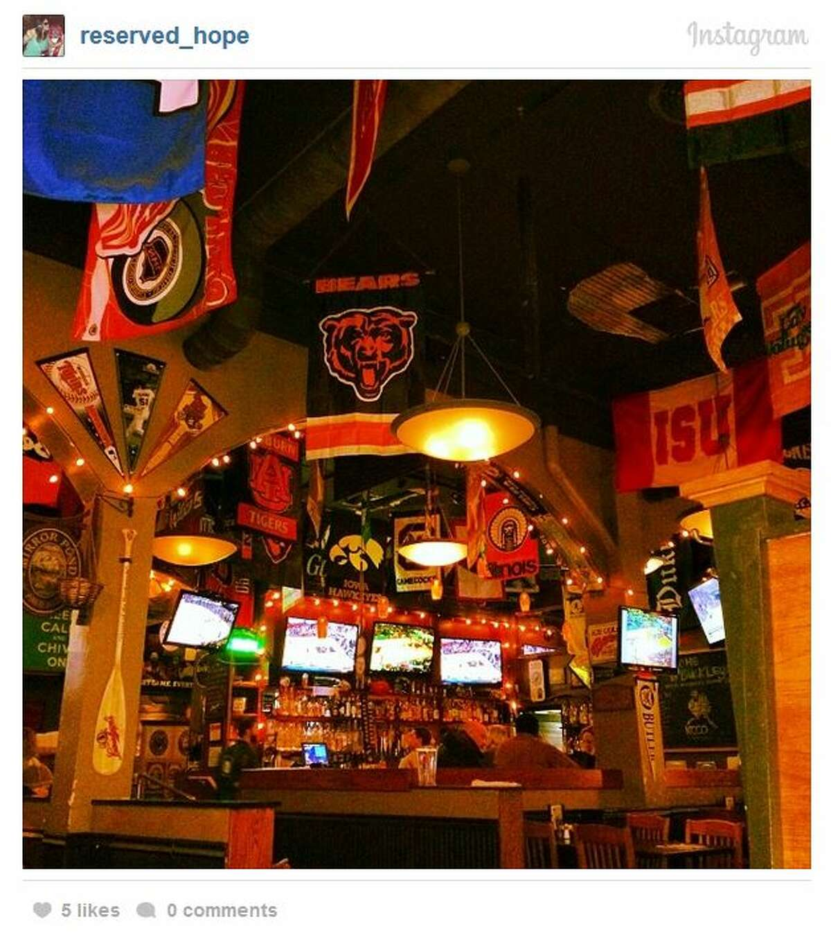 Buckley's : Expect both Buckley's locations to be loud, crowded, raucous and fun. Lots of TVs and typical bar food. As with most popular sports bars this Sunday, get there early. In Queen Anne (232 1st Ave. W.) and Belltown (2331 Second Ave.).  Pictured is the Queen Anne Buckley's.
