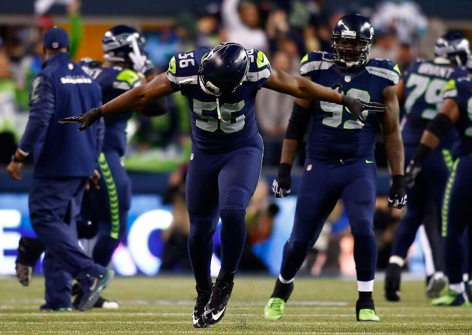 "Defensive line The Seahawks' front is finally starting to get the notoriety it deserves heading into Sunday's game, but it's usually coming out of the mouths of better-known defensive teammates. Still, the group – comprised of ends Cliff Avril, Michael Bennet, Red Bryant and Chris Clemons and tackles Brandon Mebane, Tony McDaniel and Clinton McDonald – is one of the deepest in the league. The Broncos' line has been decimated by injuries to All-Pro Von Miller (35 sacks in 40 career starts), and fellow starters in end Derek Wolfe and tackle Kevin Vickerson. The acquisitions of Shaun Phillips (10 sacks this season) and Terrance ""Pot Roast"" Knighton have helped soften the blow. Advantage: Seahawks Photo: Jonathan Ferrey, Getty Images"