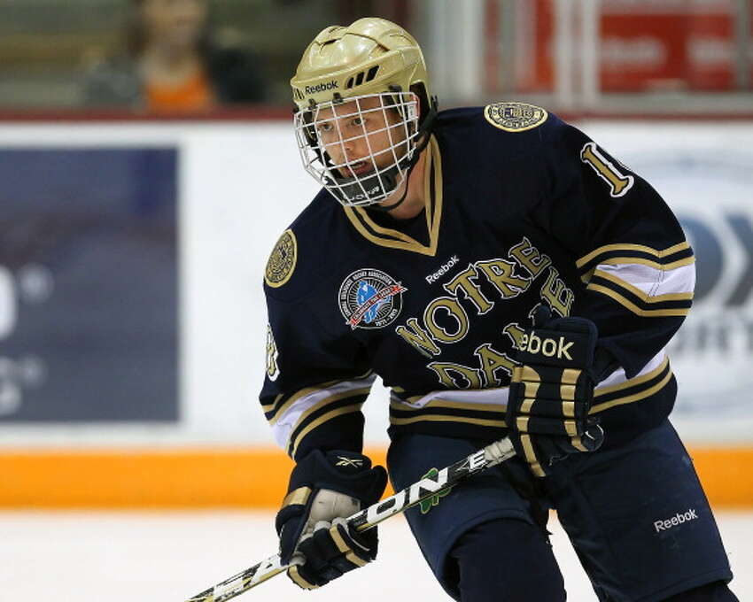 The home of Notre Dame hockey, Compton Family Ice Arena, is No. 3.