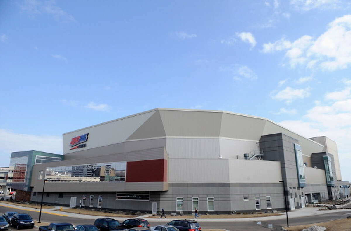 Amsoil Arena, home of the Minnesota Duluth Bulldogs, is the number one venue experience.