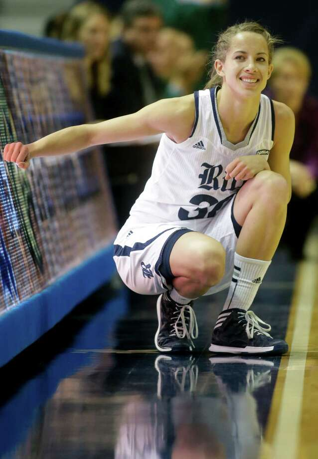 Jessica Kuster had a stellar four-year stay at Rice. Photo: J. Patric Schneider, For The Chronicle / © 2014 Houston Chronicle