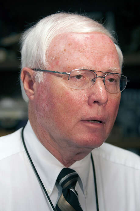 Jim Robinson says the county should defend its appraisals aggressively. Photo: Cody Duty, Staff / © 2011 Houston Chronicle
