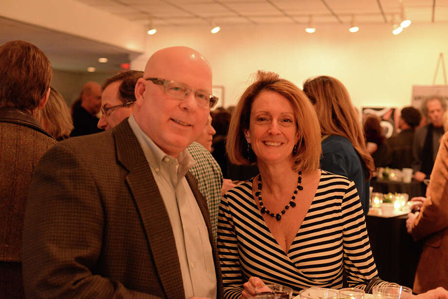 Were you SEEN celebrating Fairfield's 375th anniversary at the wine tasting and concert? Photo: Andrew Merrill / Connecticut Post