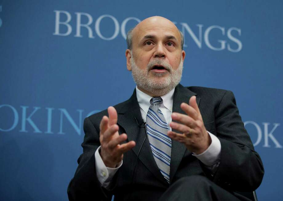 Ben Bernanke and other Fed officials feel the U.S. economy is poised for faster growth after years of false starts. Photo: Manuel Balce Ceneta, STF / AP