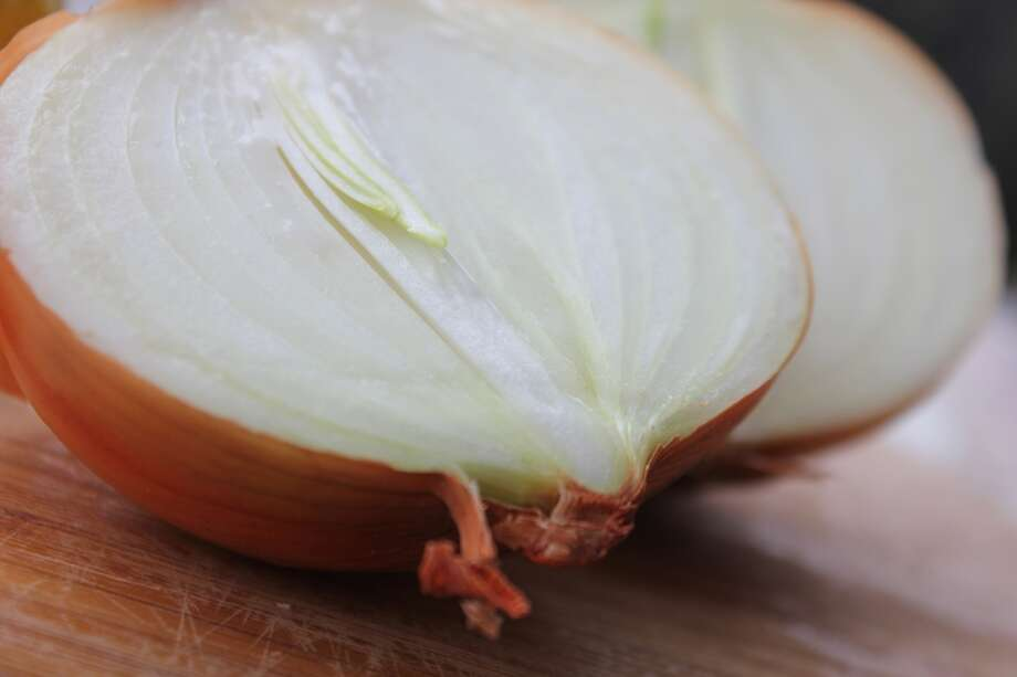 """""""A traditional cough remedy consists of onions simmered in water until soft with a little honey added; one onion is eaten every four hours.  Onion packs on the chest are a remedy for bronchial inflammation and other chest congestions.""""  (Pitchford).  To do this, chop 3-4 yellow onions into quarters and steam them until they're soft.  Cool slightly and then using a slotted spoon, transfer the onions onto a cheesecloth.  Fold it up, press out the excess liquid and tie.  Place this on the chest for 20-30 minutes."""