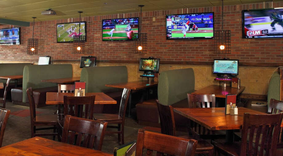 """Junior's in Albany is great for watching a game, plus they have a great